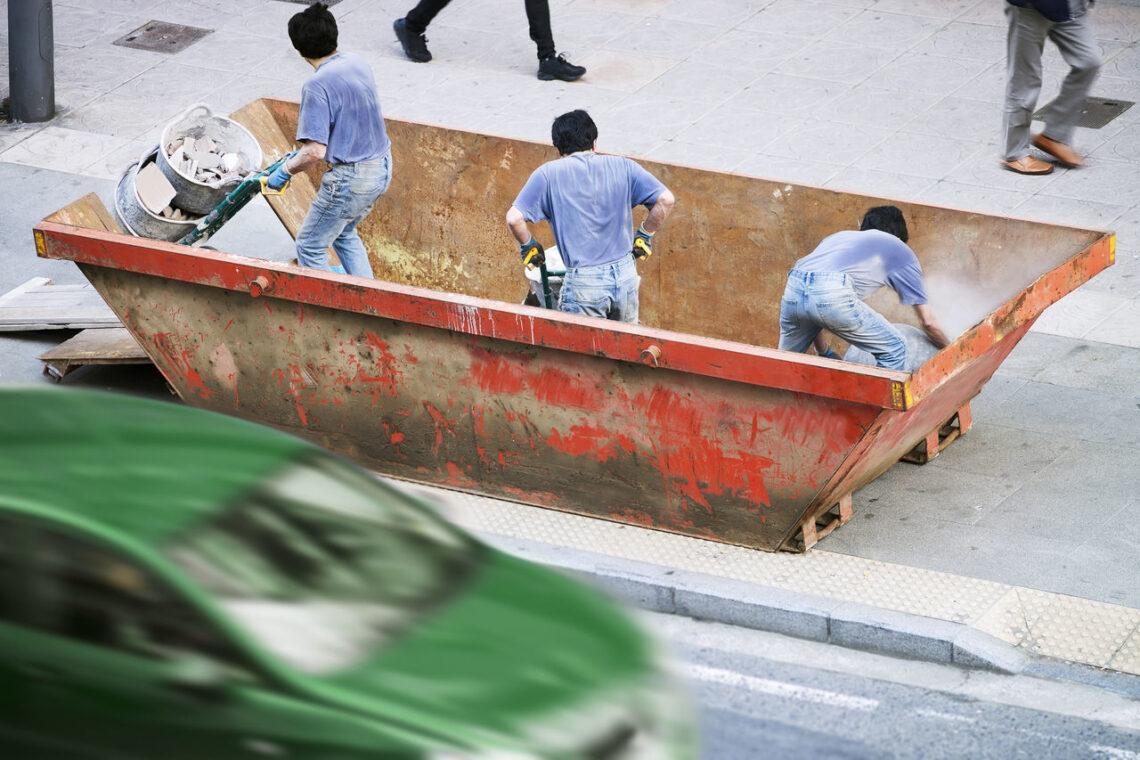 Вывоз мусора с грузчиками в Кишиневе